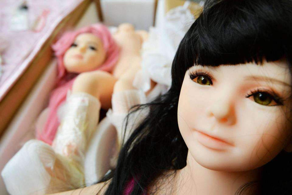 child-like sex dolls