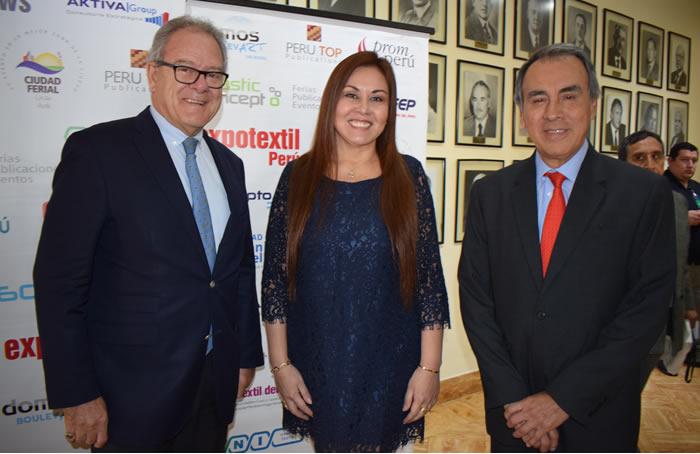 Expotextil Perú 2017 - Lanzamiento