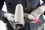 VTT fibra entre algodón y la viscosa