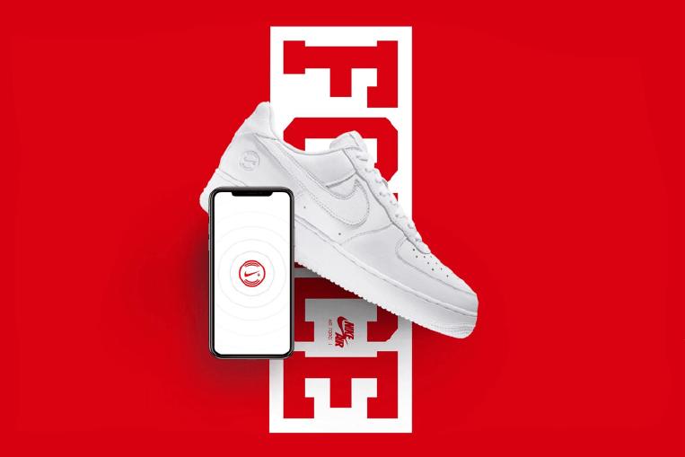 AF1 NikeConnect QS NYC