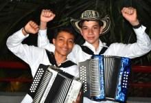 José Villazón Y Sergio Moreno, Reyes Infantil Y Juvenil Del Vallenato. / Jairo Cassiani - Zona Cero