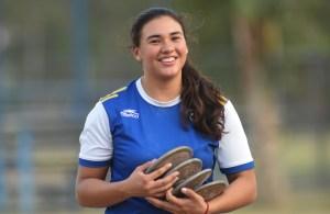 Alma Pollorena rumbo al Panamericano Juvenil en Perú