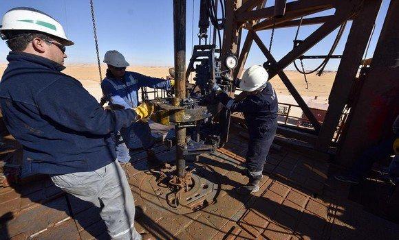 demande mondiale de pétrole