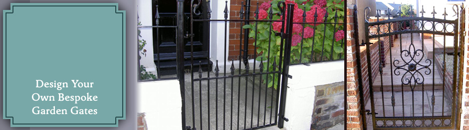 Garden Gates Express Gates Wrought Iron Gates Design