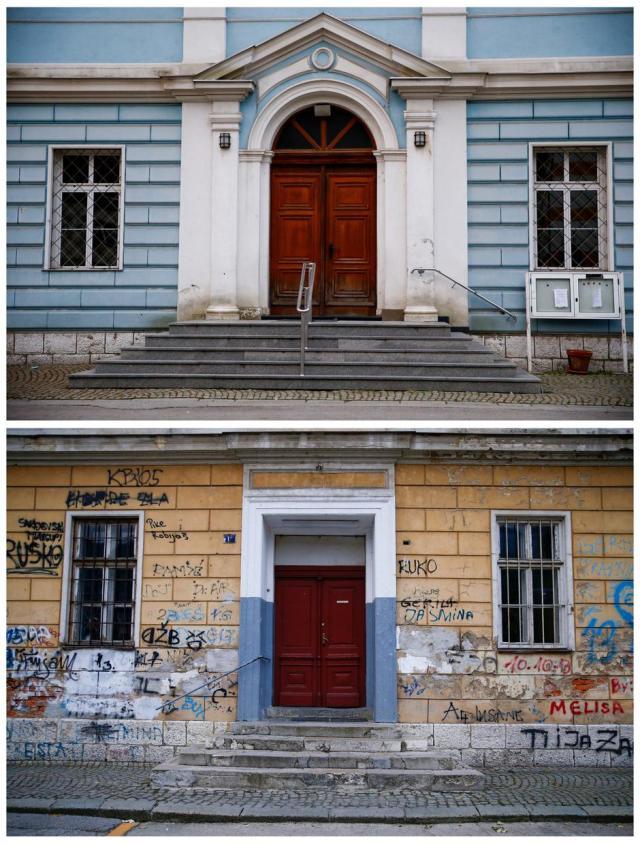 Škola pod jendim krovom u Travniku   Author: Reuters/Pixsell