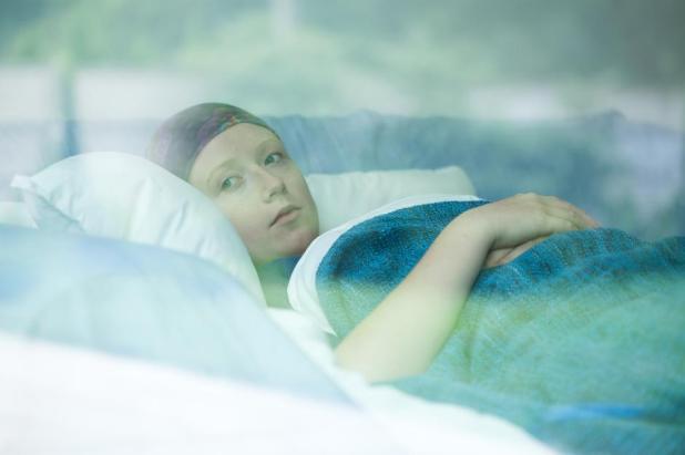 Žena s rakom nakon tretmana kemoterapije | Author: Thinkstock