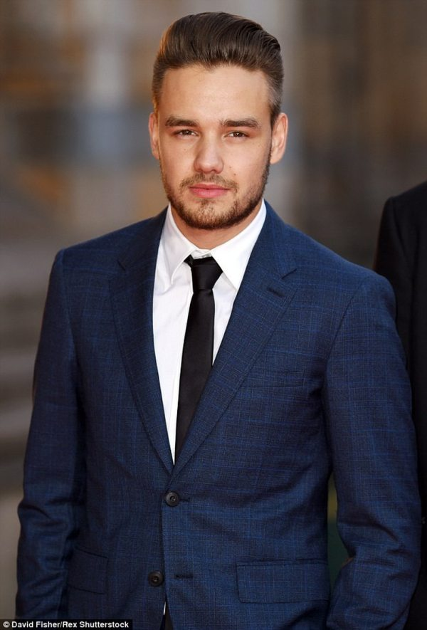 One Direction star Liam Payne on track for number three in ...