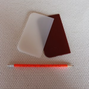 Squeegees and Resin/Putty Spreaders
