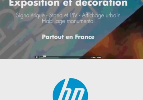 Solutions exposition et décoration
