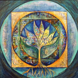 Rooted in History mandala