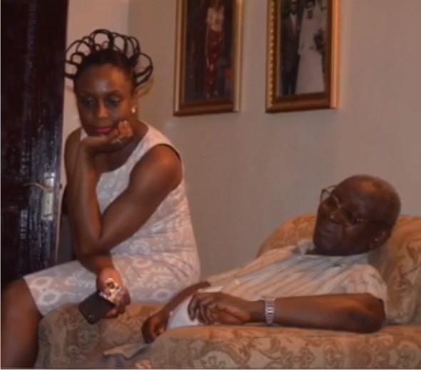 Chimamanda Adichie's Touching Tribute