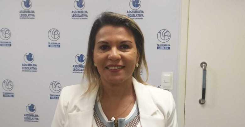 Em discurso de posse, Jane Panta diz que quer aproximação com governo do  Estado - Expresso PB