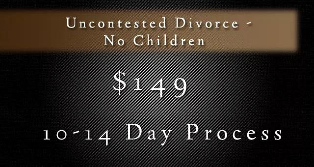 Low Cost Divorce OKC