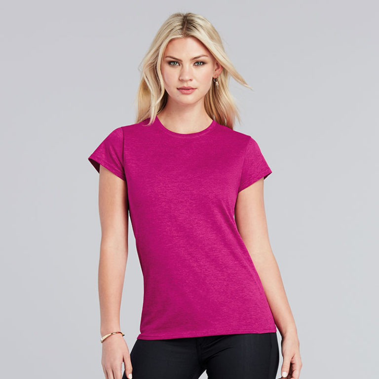 Ringspun T Shirt >> Gildan Softstyle Women S Ringspun T Shirt Express Uniform