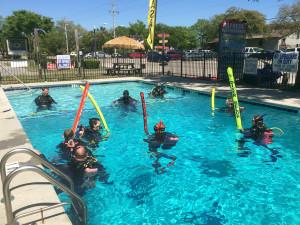 Myrtle Beach Scuba Diving Instruction