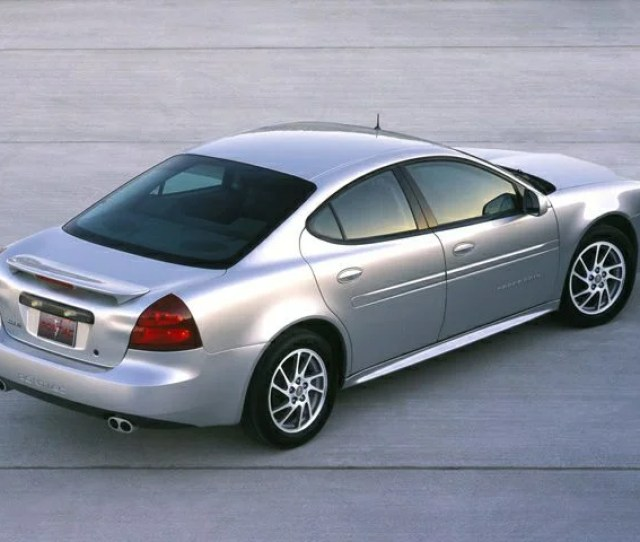 2005 Pontiac Grand Prix Gt In Mt Vernon In Expressway Ford Of Mount