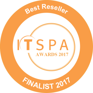 THE ITSPA AWARDS 2017 AND Best ITSP Reseller 2017 is a trade mark of the Internet Telephony Services Providers' Association, used under licence