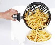 deep fried food