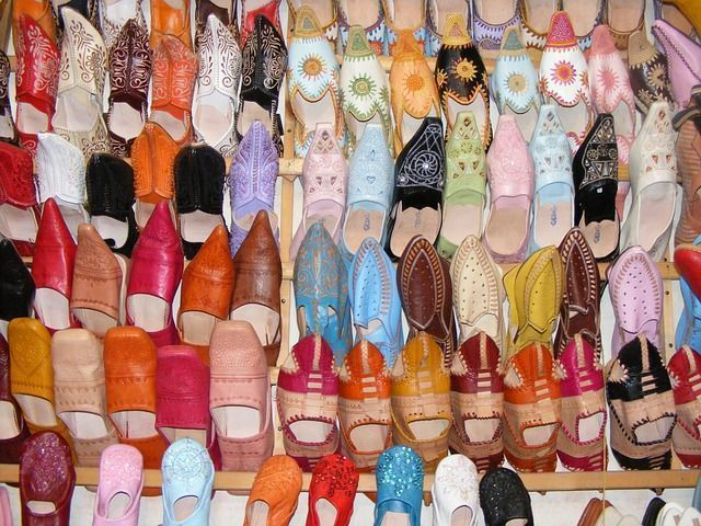 compras zoco marrakech