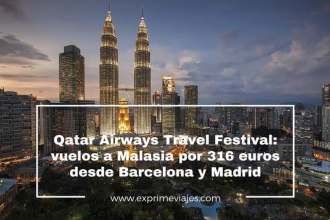 malasia-vuelos-316-euros-qatar-airways-travel-festival