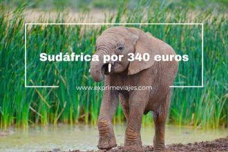 sudáfrica vuelos baratos 340 euros