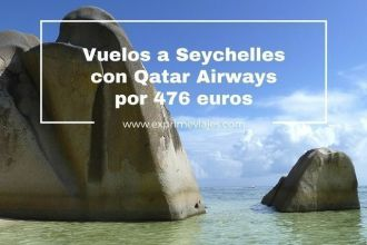 seychelles vuelos qatar airways 476 euros