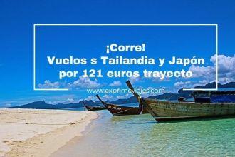 tailandia y japón tarifa error vuelos barcelona madrid