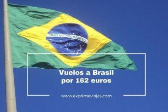brasil vuelos 162 euros ida tarifa error