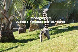 madagascar vuelos 7 noches 497 euros