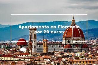 apartamento Florencia 20 euros