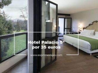 avilés hotel palacio 5* 35 euros