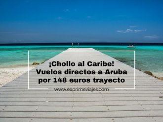 caribe chollos vuelos directos 148 euros trayecto