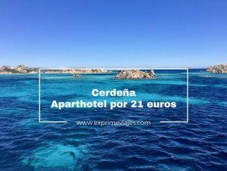 cerdeña aparthotel 21 euros