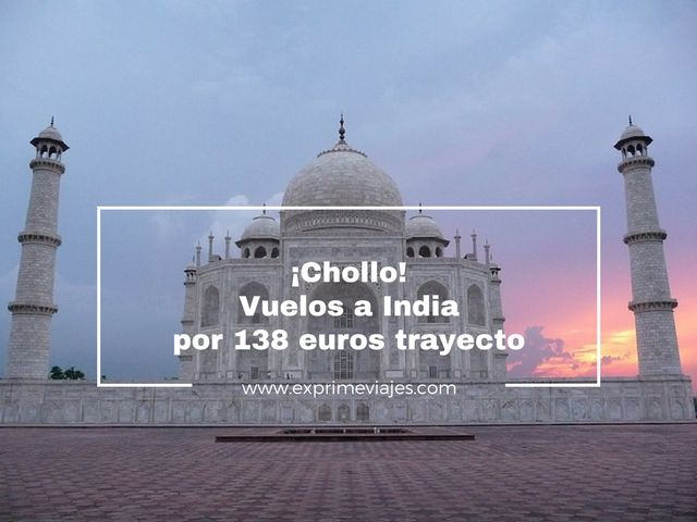 india tarifa error vuelso 128 euros trayecto