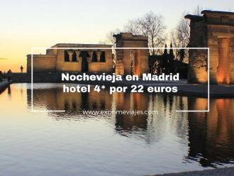 nochevieja en madrid por 22 euros