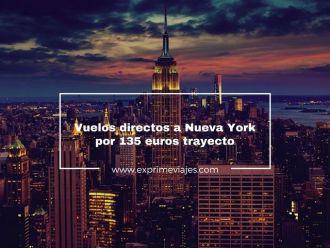 nueva york vuelos directos