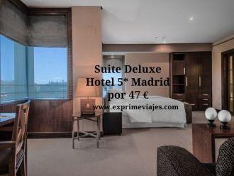 madrid suite deluxe 5* 47 euros