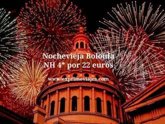Nochevieja Bolonia NH 4* por 22 euros