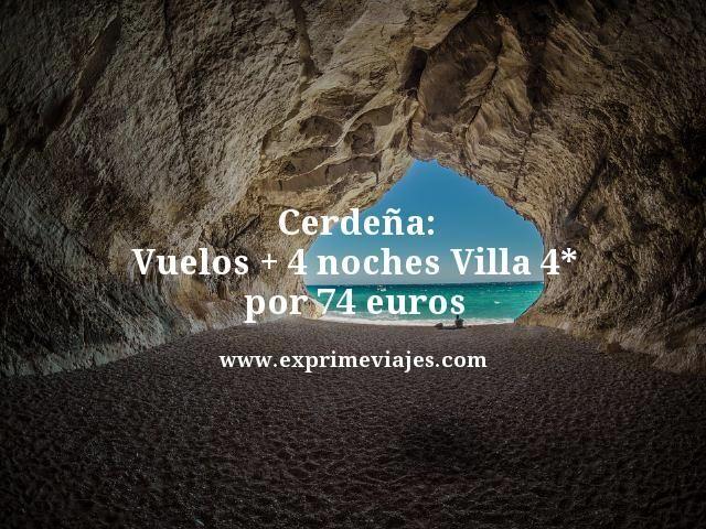 Cerdeña-Vuelos-4-noches-Villa-4-estrellas-por-74-euros