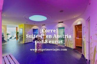 corre suite 4 estrellas en Austria por 8 euros