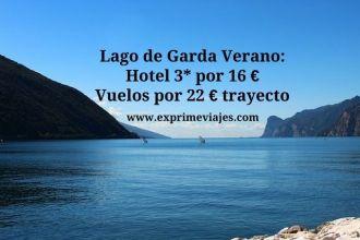 verano lago garda hotel 4 estrellas 16 euros