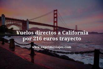 Vuelos-directos-a-California-por-216-euros-trayecto