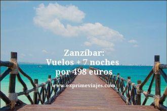Zanzíbar-Vuelos--7-noches--por-498-euros