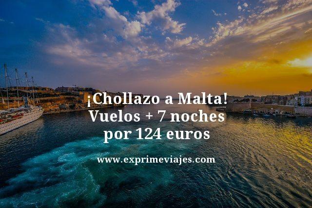 Chollazo-a-Malta-Vuelos--7-noches-por-124-euros