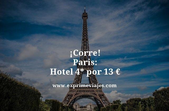 tarifa-error-paris-Hotel-4-estrellas-por-13-euros