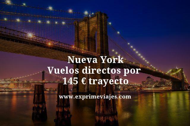 Nueva-York-Vuelos-directos-por--145-euros-trayecto