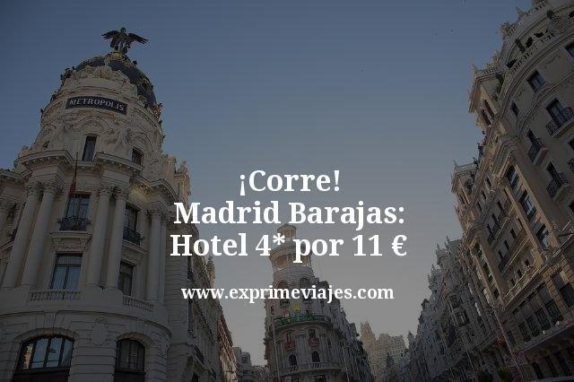 error-precio-Madrid-Barajas-Hotel-4-estrellas-por-11-euros