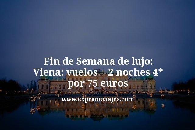 Fin-de-Semana-de-lujo-Viena-vuelos--2-noches-4-estrellas-por-75-euros
