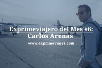 Carlos Arenas Exprimeviajero