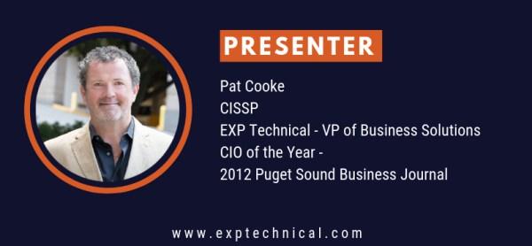 Pat Cooke CISSP